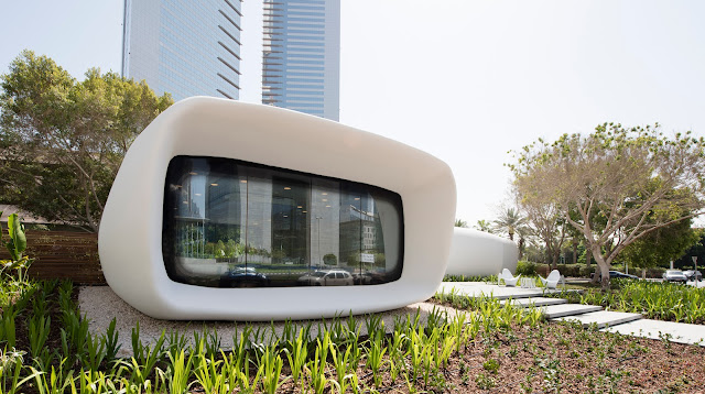03. Office of the Future, Dubai, Uni Emirat Arab oleh Killa Architectural Design