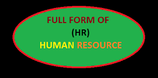 Top 10 Official Use HR Full Forms