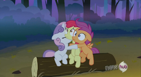 An Odyssey To Canterlot Sleepless In Ponyville We got our cutie marks! an odyssey to canterlot blogger