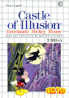Castle of Illusion starring Mickey Mouse jogue online