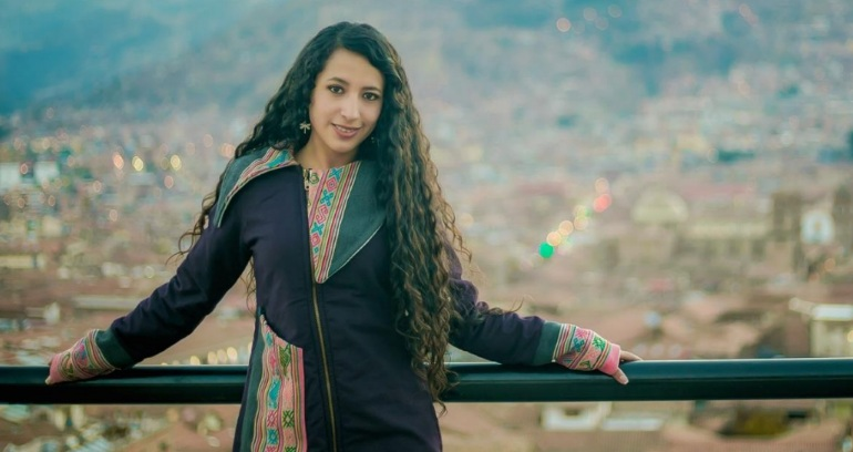 Sheyly Navarro - La Voz del Perú
