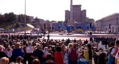 Україна відсвяткувала День Незалежності