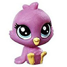 Littlest Pet Shop Series 1 Teensie Pets Pinna Flightley (#1-80) Pet