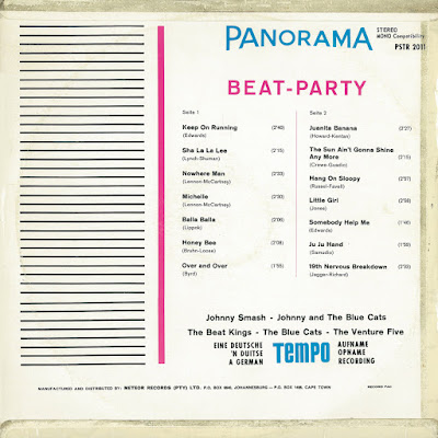 VA - Beat-Party    Tempo  (Heimatliche Kaenge Vol.85)