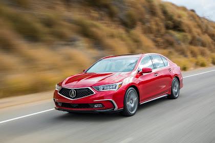 2020 Acura RLX Review, Specs, Price