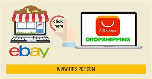 dropshipping aliexpress to ebay