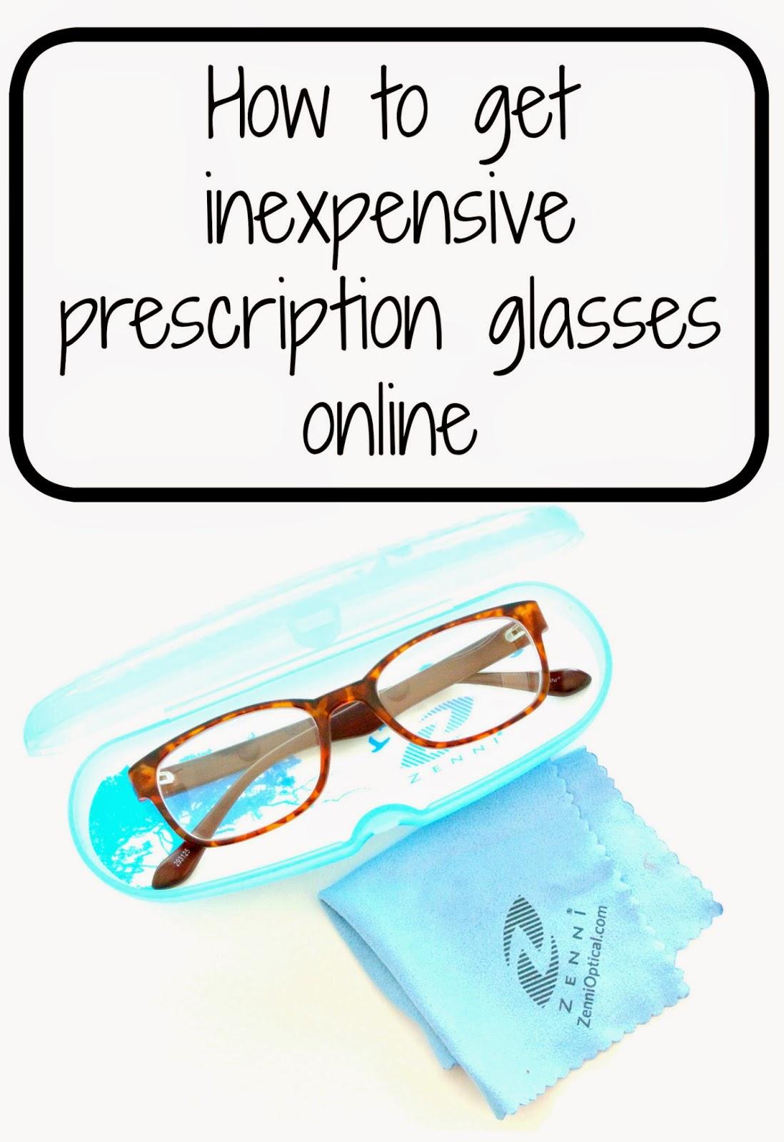 Great site for getting cheap prescription glasses.