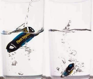 Độ bền USB Corsair cực tốt khi rớt cũng như chống nước