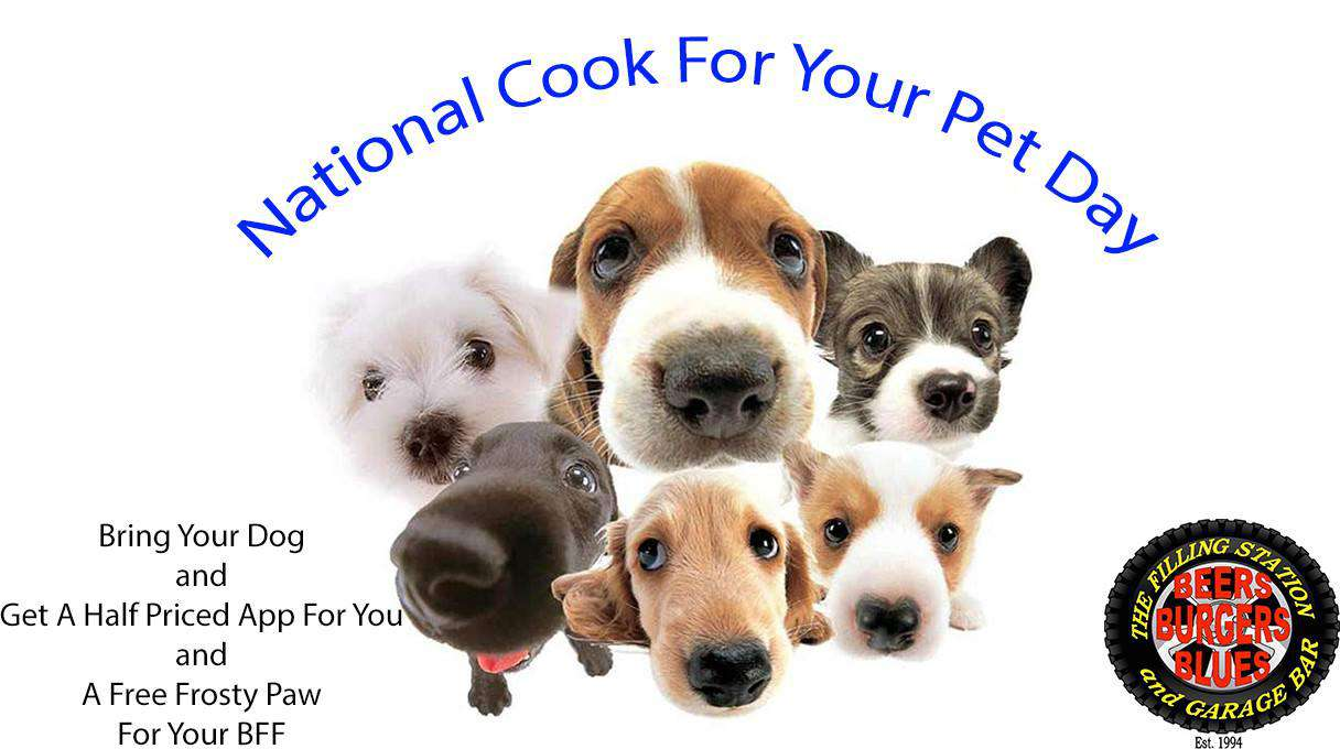 National Cook For Your Pets Day Wishes Pics