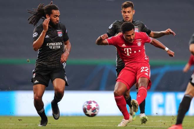 Video Lyon - Bayern Munich: Cú đúp ngôi sao, đỉnh cao chung kết