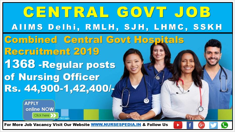 Urgent Recruitment for Staff Nurse Vacancy in Saudi Open MOH