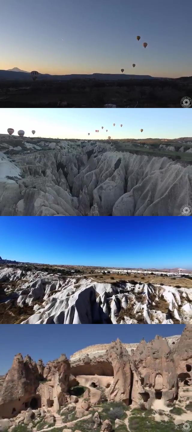 7 BEAUTIFUL PLACES IN THE WORLD THAT YOU NEED TO SEE IN REAL LIFE 5. Cappadocia, Turkey