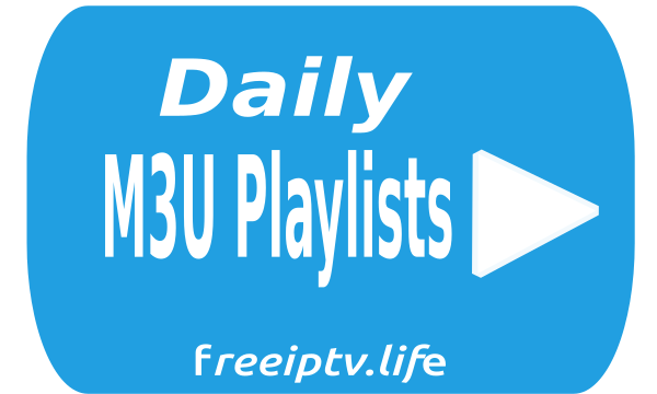 Premium M3U Playlists 28 March 2018 New