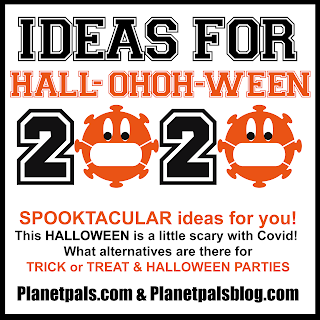 Covid Halloween 2020 Ideas & Activities