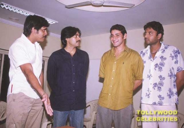 Pawank Kalyan Nagarjun Unseen photos