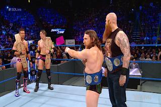 WWE Smackdown Eutelsat 10A Biss Key 12 June 2019