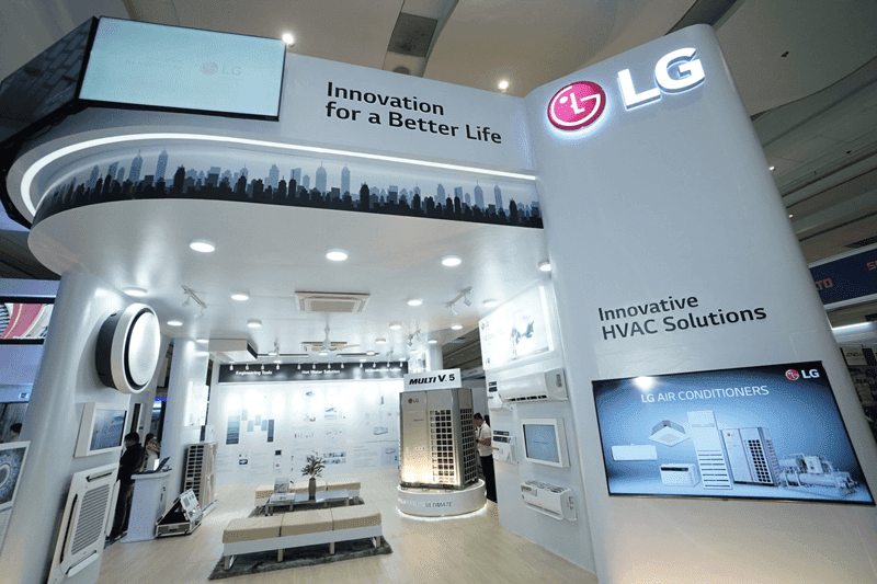 LG announces new commercial air conditioners and cassettes in the Philippines