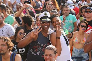 IMG 9889 - 13ª Parada do Orgulho LGBT Contagem reuniu milhares de pessoas