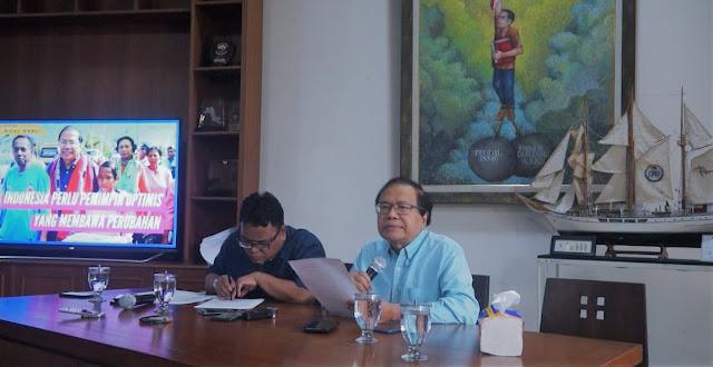 Bantah Jokowi, Rizal Ramli Beberkan Perjuangan UU Desa