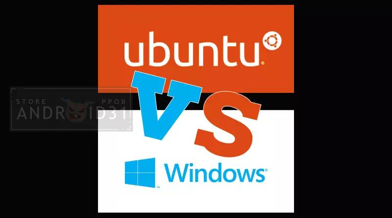 Ubuntu 21.10 versus Windows 11