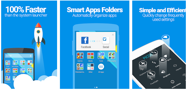 9 Fastest Android Launcher To Customize Your Smartphone