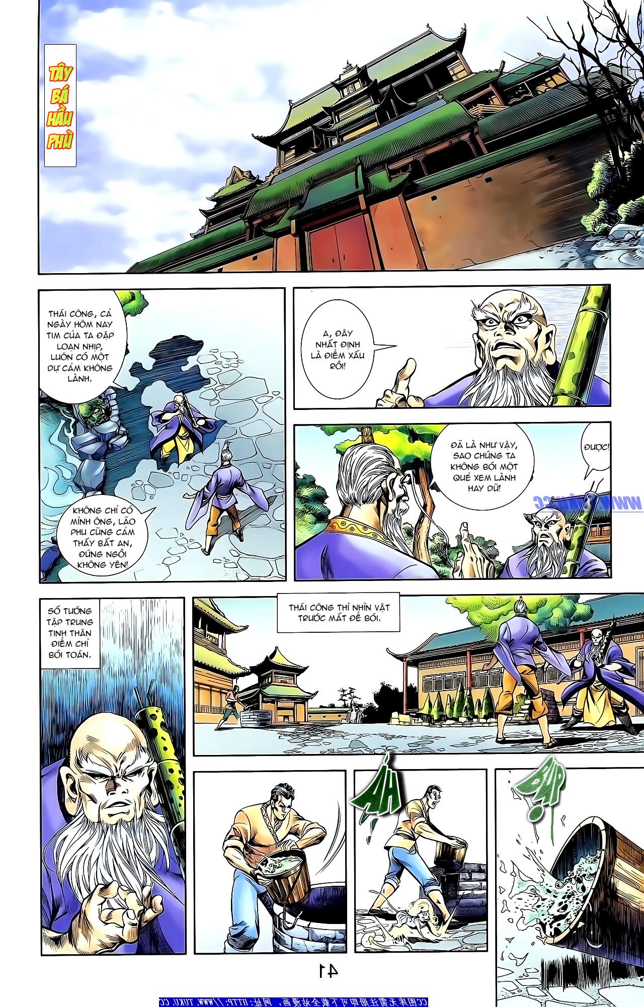 Cơ Phát Khai Chu Bản chapter 153 trang 25