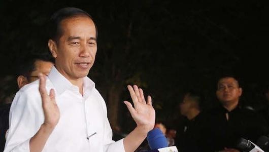 Soal Dewan Pengawas KPK, Jokowi: Presiden Juga Diawasi DPR dan BPK
