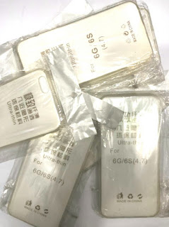 Silikon Softcase Bening iPhone 6 6G 6S Silicone Case