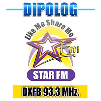 Star FM Dipolog DXFB 93.3 Mhz