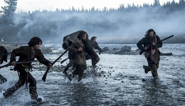 Emmanuel Lubezki's breathtaking cinematography in The Revenant