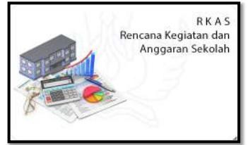 Cara Login dan Penjelasan Tap RKAS (Rencana  Kegiatan  dan  Anggaran  Sekolah)