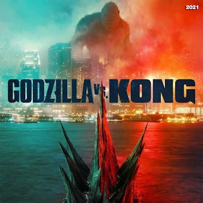 Godzilla vs Kong - [2021]