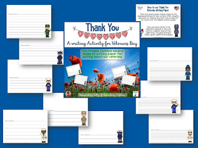 Five Patriotic Options for Veterans Day (or any Patriotic Holiday): Books, videos, music, and other resources to help students learn about Veterans Day!