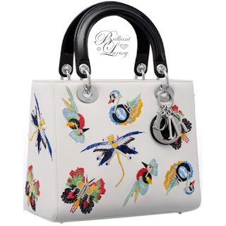 Brilliant Luxury ♦ Lady Dior bag bag collection