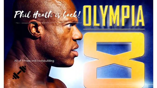 Phil Heath Announces His Participation In Mr. Olympia In Mr. Olympia 2020