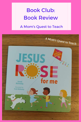 book cover of Jesus Rose for Me