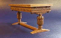 Draw leaf refectory table