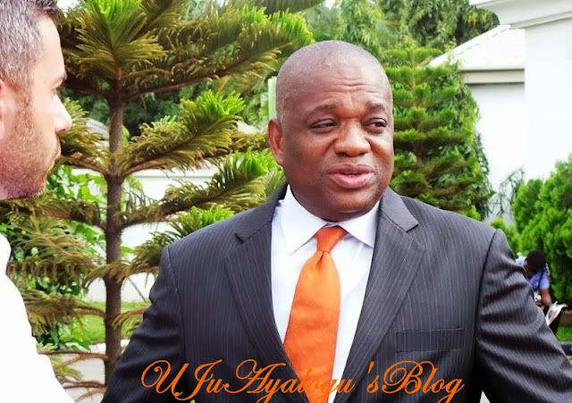 N3.2billion Alleged Fraud: Judge's Absence Stalls Trial of Ex-Abia Governor, Uzor Kalu
