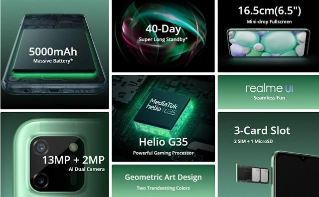 Realme C11 Model Cihaz İncelemesi