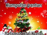 Pantun ucapan selamat hari natal terbaik yang menyentuh hati tahun 2018