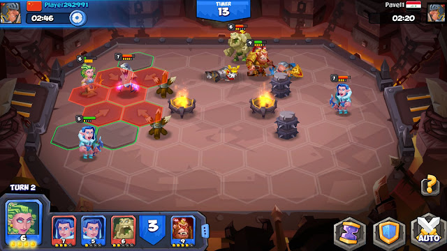 Download Tactical Monsters Rumble Arena Mod APK cho Android