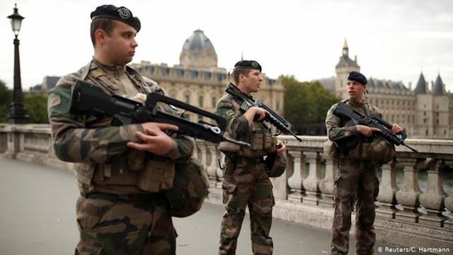 Γαλλία: Απετράπη σχέδιο τρομοκρατικής επίθεσης