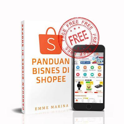ebook percuma bisnes di shopee