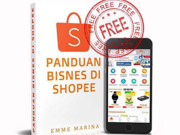 Percuma Ebooks Panduan Bisnes di Shopee