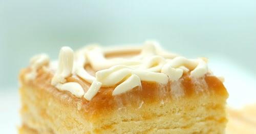 Filipino Caramel Cake Recipe