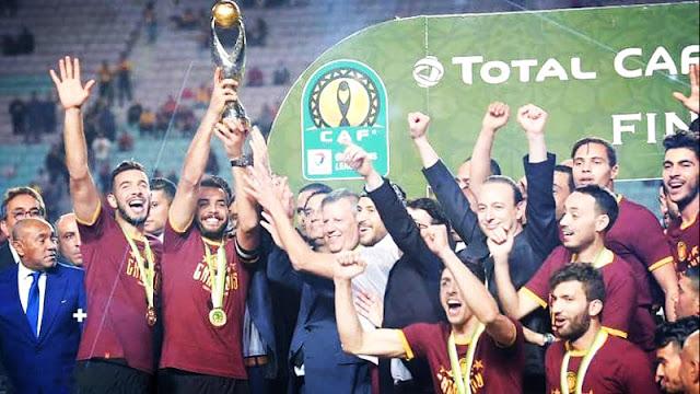 رسمياً : ''التاس TAS''  تحسم الترجي الرياضي التونسي بطل دوري أبطال إفريقيا علي الوداد البيضاوي