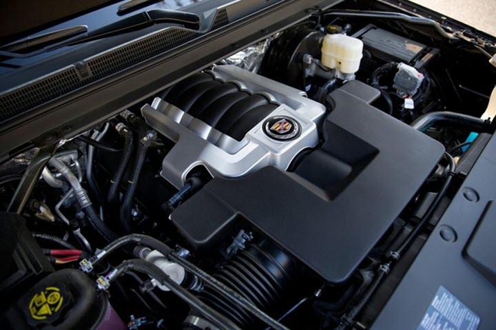 Cadillac Escalade dùng nội thất BMW 7-Series tại Nga