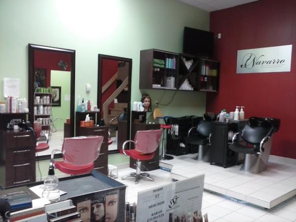 salon navarro haute coiffure esthetique