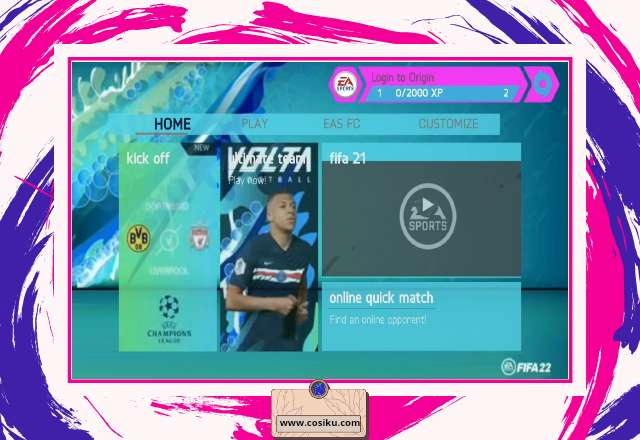 FIFA 14 Mod FIFA 22 Lite Android Size 700MB Update Transfer & Kits 2021