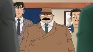 Hellominju.com : 名探偵コナン アニメ 第992話『町家カフェでの事件』 |  Detective Conan Ep.992 | Hello Anime !